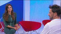 Uomini e Donne: il confronto tra Pago e Serena Enardu