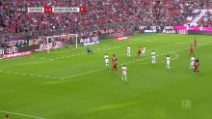 Bundesliga, Bayern Monaco-Union Berlino 2-1: gol e highlights