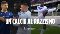 Cori razzisti contro Mario Balotelli: gara sospesa. Cosa rischia l'Hellas