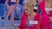 Uomini e Donne, trono over: la scenata di gelosia di Gemma
