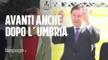 """Elezioni Umbria, Conte è tranquillo: """"Risultato non incide su azione del governo"""""""