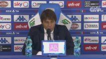 """Inter, Conte: """"Prendiamoci i tre punti ma siamo al limite"""""""