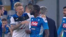 """De Laurentiis contro Giacomelli: """"Cafonata dell'arbitro che espelle Ancelotti"""""""
