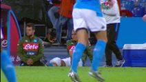 Napoli: Allan, l'infortunio al ginocchio non sembra grave