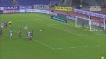 """Lazio-Torino, Immobile segna e imita il """"Gallo"""" Belotti"""