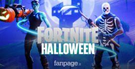 Halloween arriva su Fortnite: tutte le novità dell'aggiornamento 11.10