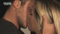 Uomini e Donne trono classico: il bacio Giulio e Irene in esterna