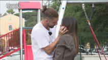 Uomini e Donne trono classico: il bacio mancato di Giulia e Daniele