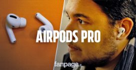 AirPods Pro拆箱和Apple降噪耳机的测试