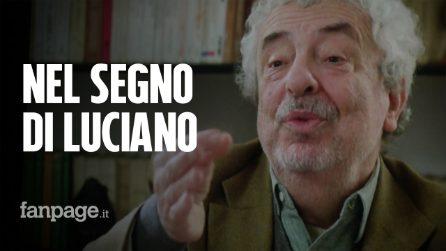 """""""Uomini d'amore"""" il corto dedicato a Luciano De Crescenzo"""
