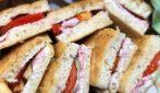 Focaccia tramezzino: la ricetta semplice e gustosa