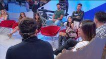 Uomini e Donne: Giovanna chiede certezze a Giulio
