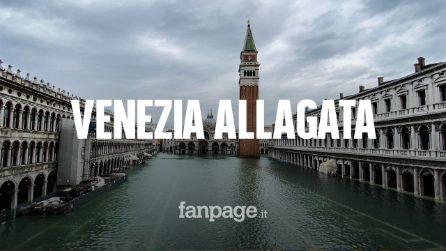 Acqua alta a Venezia, ecco cosa significa vivere nella città sommersa