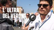 Chi è Luca Castellini, l'ultrà del Verona ed esponente di Forza Nuova