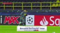 Champions: Borussia Dortmund-Inter, la probabile formazione di Conte