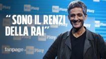 """Viva RaiPlay, Fiorello: """"Sono il Matteo Renzi della Rai. Non ho paura degli hater"""""""