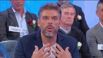 Uomini e Donne: Simone indeciso tra le due Valentina