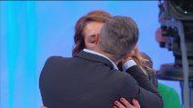 Uomini e Donne: il bacio passionale di Ida e Riccardo