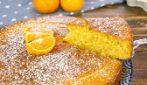Pan di mandarini: come preparare una torta soffice e veloce frullando dei mandarini!