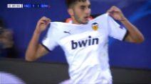 Champions, Valencia-Lille 4-1: gol e highlights