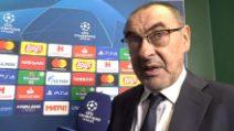 """Juventus, Sarri: """"Difficile giocare in Russia. Dybala in dubbio"""""""