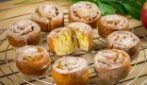 Girelle soffici alle mele: profumate e saporite come non le avete mai provate prima!