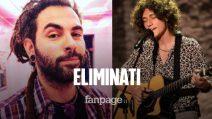 X Factor 2019: nel terzo live eliminati Lorenzo Rinaldi e Marco Saltari