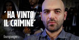 """Matrimonio Tony Colombo, Saviano: """"La televisione ha trasformato in show una guerra di camorra"""""""