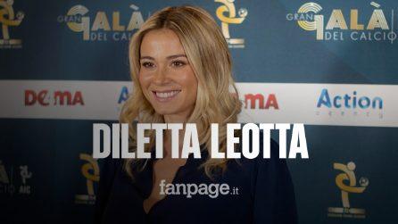 """Diletta Leotta: """"I cori sessisti? Solo goliardia ma ci vuole rispetto"""""""