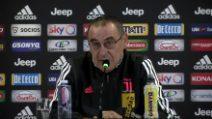 """Juventus, Sarri: """"Higuain avrà il dente avvelenato? Anche il Milan"""""""