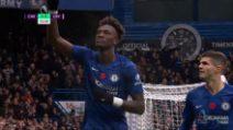 Premier League: Chelsea-Crystal Palace 2-0, gol e highlights
