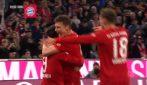 Bundesliga: Bayern Monaco-Borussia Dortmund 4-0, gol e highlights