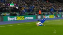 Premier League: Leicester-Arsenal 2-0, gol e highlights