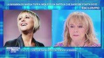 """Domenica Live, l'ultimo giorno di Nadia Toffa: """"Ha sorriso fino alla fine"""""""