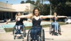 Ballerina perde l'uso delle gambe: oggi danza sulla sedia a rotelle. La forza di un sogno
