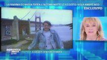 Domenica Live, i video di Nadia Toffa da bambina