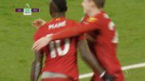 Premier League: Liverpool-Manchester City 3-1: gol e highlights