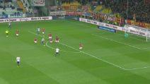 Serie A, Parma-Roma 2-0, i gol e gli highlights