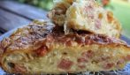 Savory pie with phyllo dough: the quick and good recipe