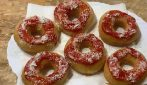 Fried pizza donuts: tasty recipe