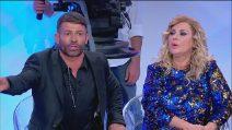 Uomini e Donne trono over: Tina e Gianni attaccano Armando