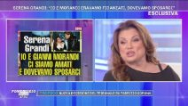 "Serena Grandi: ""Ho avuto una storia con Gianni Morandi"""