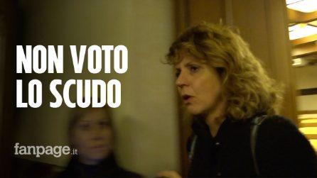 """M5S, al Senato urla e liti per la riunione su Ilva. E Lezzi grida: """"Lo scudo non lo voto"""""""