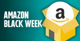 Amazon Black Week, i migliori sconti di elettronica fino al 63% in attesa del Black Friday