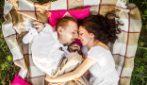 Affetto da una rara forma di SMA diventa padre: il vero amore oltre tutte le barriere