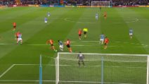 Champions, Manchester City-Shakhtar Donetsk 1-1: gol e highlights