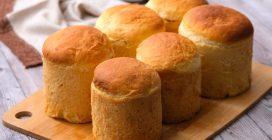 Panettone in barattolo: la ricetta geniale per farlo in casa usando dei barattoli riciclati!