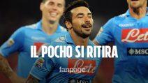 """Napoli, il 'Pocho' Lavezzi si ritira: """"È il momento giusto per prendere questa decisione"""""""