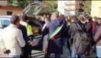 Partinico, i funerali di Ana Di Piazza, ammazzata al terzo mese da Antonio Borgia