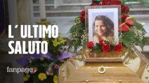 """Giardinello, i funerali di Ana Maria di Piazza, uccisa dall'amante:""""La città è triste"""""""